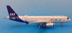 J Fox Models SAS Scandinavian Airlines A320-232 OY-KAM Scale 1/200 JFA320033