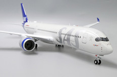JC Wings SAS Airbus A350-900XWB SE-RSA flaps down with stand Scale 1/200 JC2369A