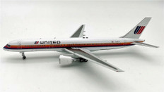 Inflight 200 United Airlines Boeing 757-200 N546UA with stand Scale 1/200 IF752UA0321