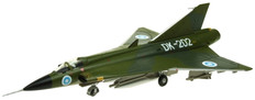 Aviation 72 SAAB Draken J35 Finnish Air Force DK-202 Scale 1/72 AV7241005