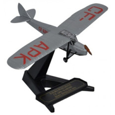Oxford Diecast DH Puss Moth CF-APK Bert Hinkler Scale 1/72 OX72PM006