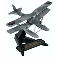 Oxford Diecast DH Tiger Moth Floatplane Royal Navy T7187 Scale 1/72 OX72TM009