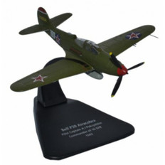 Oxford Diecast Aircobra Pokryshkin 16 GFR 1943 Scale 1/72 OXAC055
