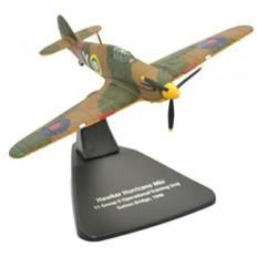 Oxford Diecast Hawker Hurricane Mk1 11 Group 6 Out Sutton Bridge 1940 Scale 1/72 OXAC069