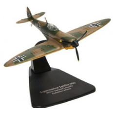 Oxford Diecast Spitfire Mk1 N3277 Captured Luftwaffe Evaluation Scheme Scale 1/72 OXAC086