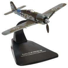 Oxford Diecast Focke Wulf 190A 15/JG 54 Hauptmann Rudolf Klemm Scale 1/72 OXAC090S