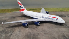 Gemini Jets British Airways Airbus A380 Scale 1/400 GJBAW1932