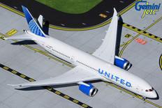 Gemini Jets United Boeing 787-9 Dreamliner N24976 Scale 1/400 GJUAL1795