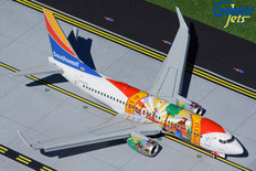 Gemini 200 Southwest Florida One Boeing 737-700 N945WN flaps down Scale 1/200 G2SWA914F