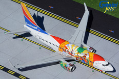 Gemini 200 Southwest Florida One Boeing 737-700 N945WN Scale 1/200 G2SWA914