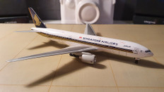 Dragon Wings Singapore Airlines Boeing 777-200 9V-SQC Scale 1/400 55586-03