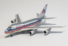 NG models American Airlines 747 Luxury Liner titles Boeing 747SP N601AA Scale 1/400 NG07007