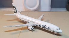 Jet-x Alaska Boeing 737-900 N306AS Scale 1/400 JX075