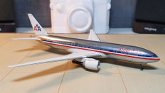 Dragon Wings American Airlines B777 Nonstop Taipei to San Jose California N784AN Scale 1/400 55301