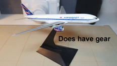 Dragon Wings Aeroflot Boeing 777-200 VP-BAS Scale 1/400 55068-03