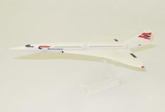 PPC British Airways Concorde Scale 1/250
