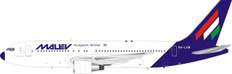 Inflight 200 Malev Boeing 767-200 HA-LHB with stand Scale 1/200 IF762MA0521
