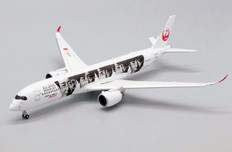 JC Wings Japan Airlines A350-900XWB 'Special Livery' JA04XJ with Antenna Scale 1/400 JCEW4359005
