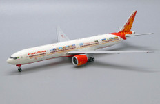 JC Wings Air India Boeing 777-300ER 'Celebrating India' VT-ALN with Antenna Scale 1/400 JCLH4190