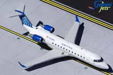 Gemini 200 United Express Bombardier CRJ-200LR N246PS Scale 1/200 G2UAL958