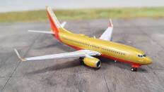Gemini Jets Southwest Classic Retro Livery Boeing 737-700 N714CB Scale 1/400 GJSWA1962