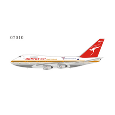 "NG Models Qantas Boeing 747SP VH-EAB ""Winton"" ""Brisbane Commonwealth Games"" Scale 1/400 NG07010"