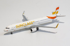 NG Models Sunclass Airlines A321-200 OY-TCF Scale 1/400 NG13028