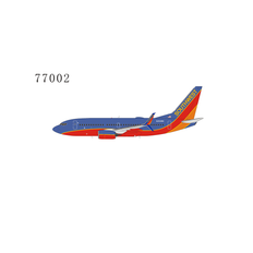 NG Models Southwest Airlines 737-700 N252WN Canyon Blue livery with scimitar winglets Scale 1/400 NG77002