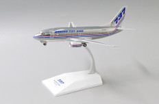 JC Wings House Color Boeing 737-500N73700 With Stand Scale 1/200 JCLH2231
