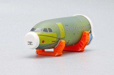 JC Wings Airport Accessories Airbus A320 Front Fuselage Sections Set Scale 1/200 JCGSESETC
