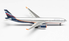 Herpa 500 Aeroflot Airbus A330-300 Scale 1/500 517522-003