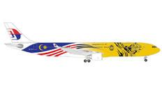 Herpa 500 Malaysia Airlines Airbus A330-300 Harimau Malaya 9M-MTGScale 1/500 535359