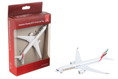 Emirates Diecast Plane RT9905