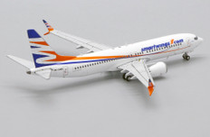 JC Wings Smartwings Boeing 737 MAX 8 OK-SWB With Antenna Scale 1/400 JCLH4189
