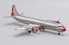 JC Wings American Airlines L188A Electra N6110A With Stand 1/200 JC2388