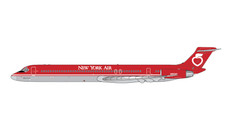 Gemini Jets New York Air McDonnell Douglas MD-82 N805NY Scale 1/400 GJNYA1967