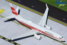 Gemini 200 American Airlines TWA Heritage Boeing 737-800 N915NN 1/200 G2AAL473