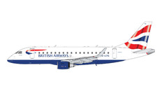 Gemini 200 British Airways Embraer 170 G-LCYG Scale 1/200 G2BAW560