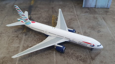 Gemini Jets British Airways Waves Boeing 777-200 Scale 1/400 GJBAW246