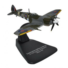 Oxford Diecast Spitfire IXE 443 Sqn RCAF Scale 1/72 OXAC098