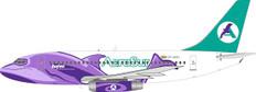 El Aviador Models Aerosur Boeing 737-200 CP-2561 BUFEO with stand Scale 1/200 EAV2561