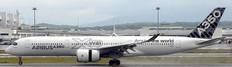 Aviation 400 Airbus Industrie Around the World Airbus A350-900 F-WWYB Scale 1/400 AV4104