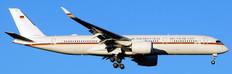 Aviation 400 German Air Force Airbus A350-900ACJ 10-01 F-WWYB Scale 1/400 AV4103