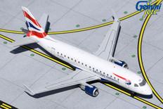 Gemini Jets British Airways Embraer 170 G-LCYG 1/400 GJBAW1517