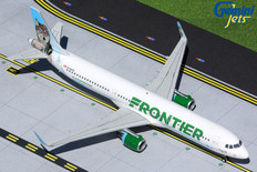Gemini 200 Frontier Airlines Airbus A321 N704FR Scale 1/200 G2FFT973