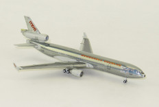 JC Wings MD11 House color McDonnell Douglas N111MD Polished Scale 1/400 JC4668