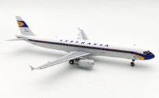 J Fox Models Lufthansa Retro Livery A321-131 D-AIRX 1/200JFA321027