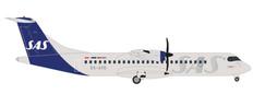 Herpa 500 SAS Scandinavian Airlines Skjalm Viking ATR72-600 ES-ATD Scale 1/500 535472