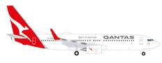 Herpa 500 Qantas Coral Bay Boeing 737-800 VH-VZR Scale 1/500 535502