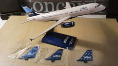 Promo model 2001 JetBlue Airbus A320 N506JB with various tails x6 Scale 1/200